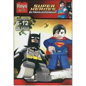 Juguete Lego Armable Batman Vs Superman Super Heroes