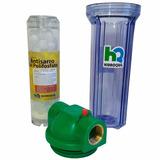 Filtro Antisarro Para Cañerías Verde Hidroquil