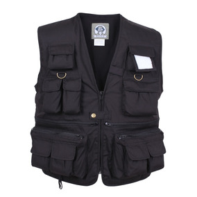 Chaleco Rothco Multi Usos Uncle Milty Travel Vest