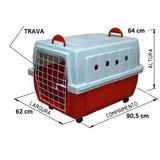 Caixa Transporte Caes Med-grande N. 4 - Excelente Qualidade