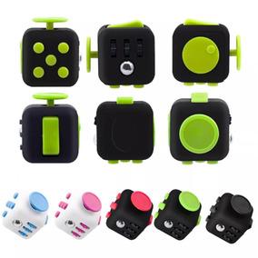 2 Fidget Cube - Cubo Anti Stress Anti Ansiedade