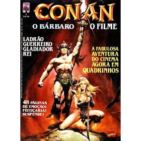 Revista Conan O Bárbaro 1982 [50 Pag] O Filme