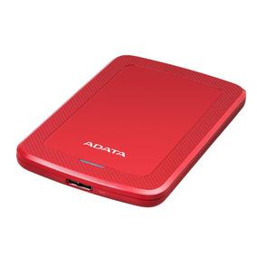 Disco Duro Externo Adata Hv300 1tb Usb 3.0 Rojo