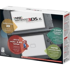 Promoção Console Nintendo New 3ds Xl - New Black