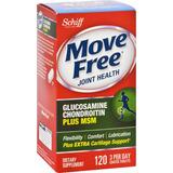 Schiff Move Free 1500 Mg. Avanzado Plus Msm - 120 Tabletas (