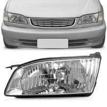 Farol Toyota Corolla 1998 1999 2000 2001 2002 Lado Esquedo