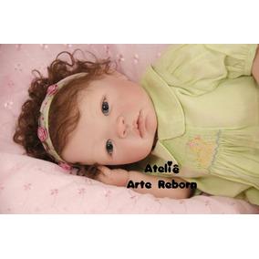 Comprar Bebê Reborn Menina