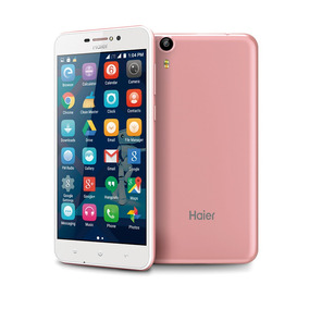 Telefono Celular Lte L58 55p 1-8 Haier Smartphone Rosa