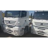 Mb Axor 2540 - 6x2 - 2009