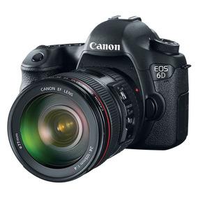 Camara Reflex Canon Eos 6d Mark Il + Lente 24-105mm Oferta