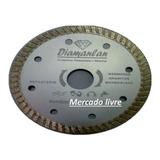 Disco Diamantado Turbo Mármore Granito P/ Makitas Marmoraria