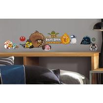 Compañeros Rmk2164scs Angry Birds Star Wars Despegar Y Pega
