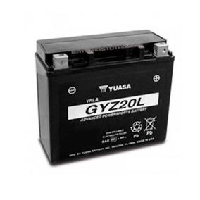 Bateria Yuasa Gyz-20l Gold Wing 1800