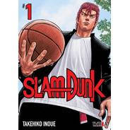 Slam Dunk 01 (nueva Serie) - Manga - Ivrea