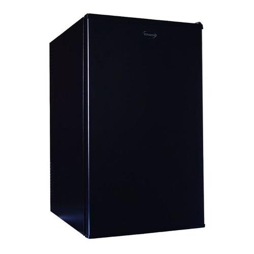 Heladera minibar Vondom RFG70 negra 70L 220V - 240V
