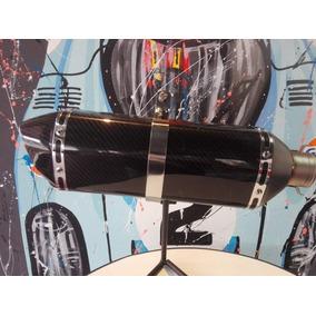 Silenciador De Moto Universal Cañossilen Cs14