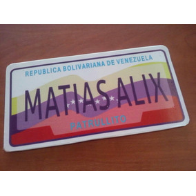 Placas Decorativas Para Coches Y Autos