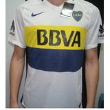 Camiseta De Boca Juniors Blanca 2016/2017