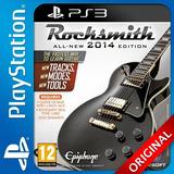 Rocksmith 2014 Edition Ps3 Digital Elegi Reputacion Oferta