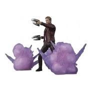 Guardiões Da Galaxia Boneco Star Lord S.h. Figuarts Bandai