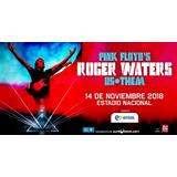 Entrada Concierto Roger Waters