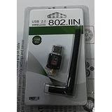 Mini Receptor Wifi 150mbps Usb Antena Desmontable