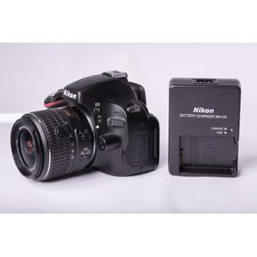 Nikon D5100 + Nikon 18 55 Vr Ii Somente 18k Cliques