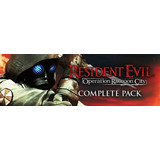 Juego Resident Evil Operation Raccoon City