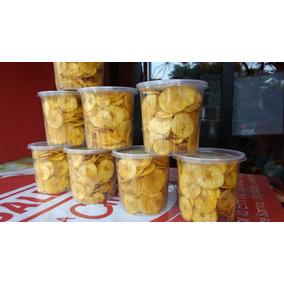 Chips De Platano Macho