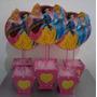 Centros De Mesa Princesas- Pepa Pig-sheriff Callie Y Mas!!