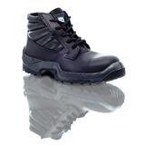 Calzado De Seguridad Pu Bidensidad Con Puntera Negro Nº 45