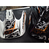 Visera Casco Cross Mx Wirtz Original
