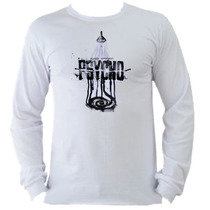 Camiseta Adulto M. Longa Alfred Hitchcock Psicose Psycho 05