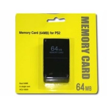 Memory Card Ps2 64mb