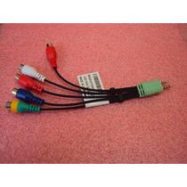 Cabo Adaptador Áudio Video Componente Samsung Bn39-01154w