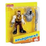 F P Imaginext Surtido De Mini Figuras Caballero3