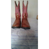 Vendo Bota Texana Feminia Da Marca Jacomo Boots Numero 35