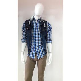 Camisa Para Hombre Cuadrada