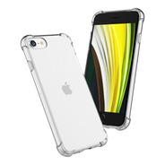 Capa Antishock Em Tpu Para Novo iPhone SE 2020 iPhone SE 2