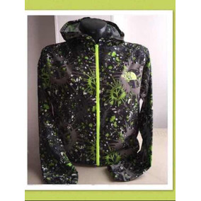 Chaqueta Rompeviento Impermeable The North Face Sublimado