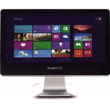 Aio Pc All In One Led 21.5 Intel Dual Core 4gb Wifi Gtia 12