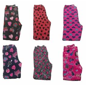 Calzas Leggings Pantalones Nenas Térmicas Del 2 Al 14