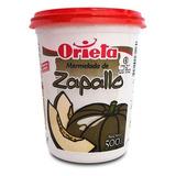 Mermelada Zapallo,naran,mixfrutal,damasco,ciruel Orieta 500g