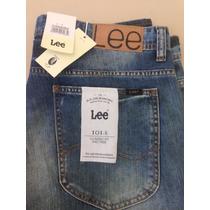 Calça Jeans Masculina Original Lee Chicago Tradicional 101