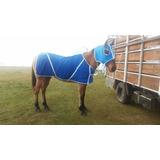Manta Abrigo Panama/polar Presentación Para Equino. Cod:3558