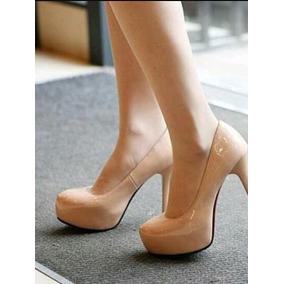 Zapatillas Color Carne