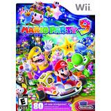Mario Party 9.-wii