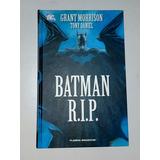 Batman Rip - Planeta De Agostini