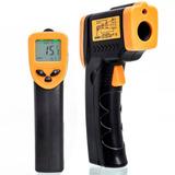 Termometro Laser Medidor De Temperatura Digital A Distancia