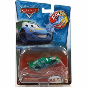 Disney Cars Color Changers Cambio Color Mcqueen Dinoco 2017